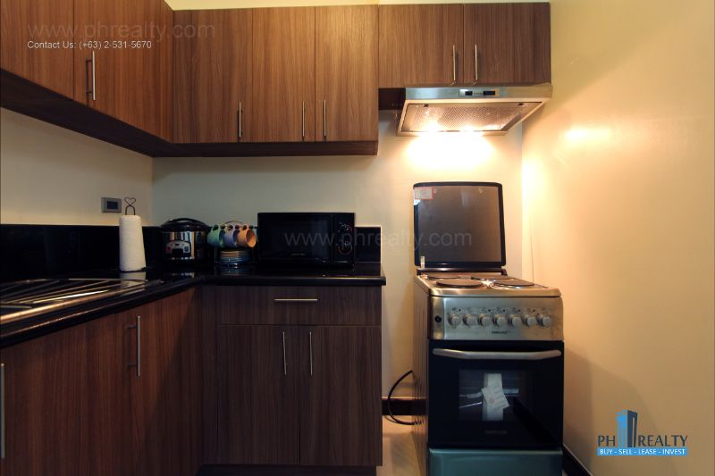The Magnolia Residences  - Kitchen