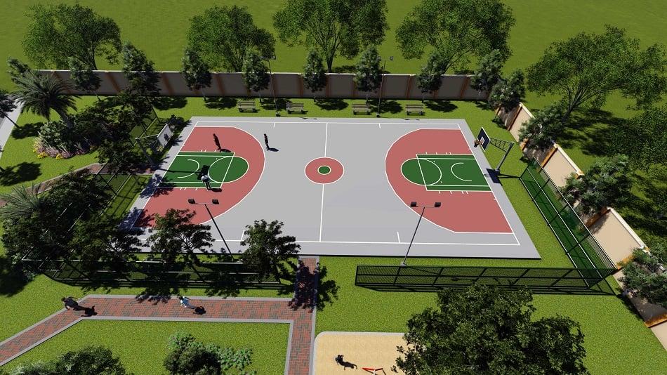 Camella Sorsogon - Basketball Court