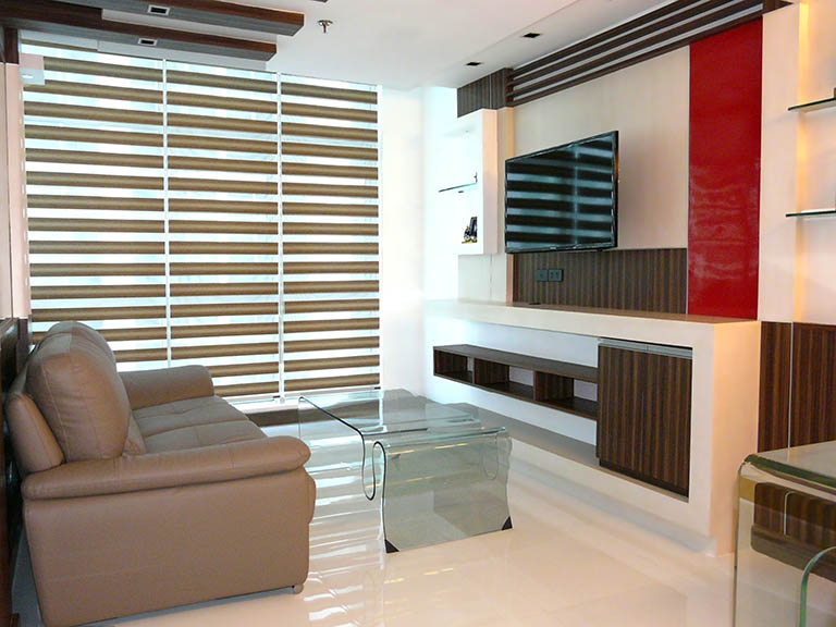 Blue Sapphire Residences - Living Area