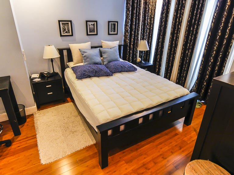 Blue Sapphire Residences - Bedroom