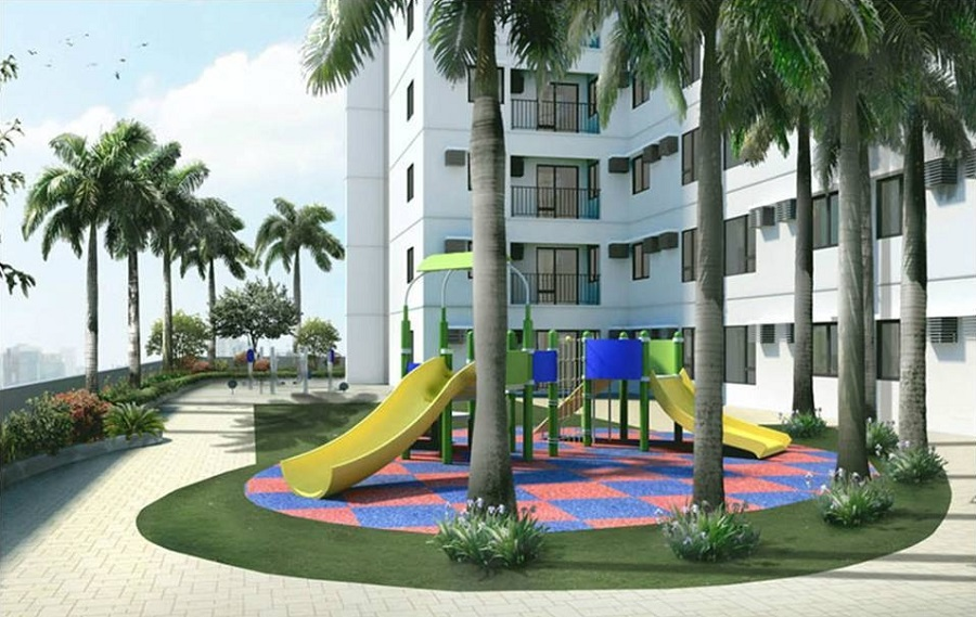 Blue Sapphire Residences - Play Area