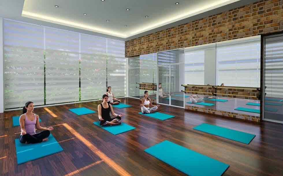 Park McKinley West - Yoga Room