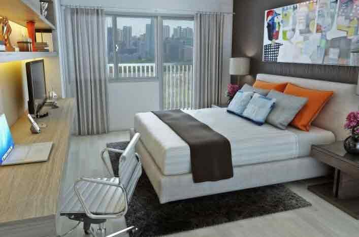 Park McKinley West - Bedroom