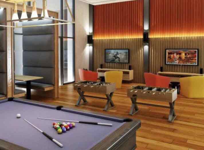 Park McKinley West - Game Room
