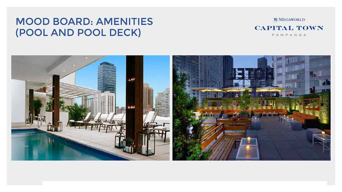 Chelsea Parkplace - Pool and Pool Deck