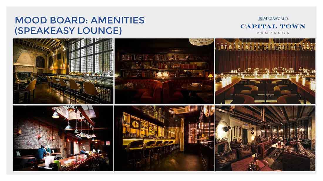 Chelsea Parkplace - Speakeasy Lounge