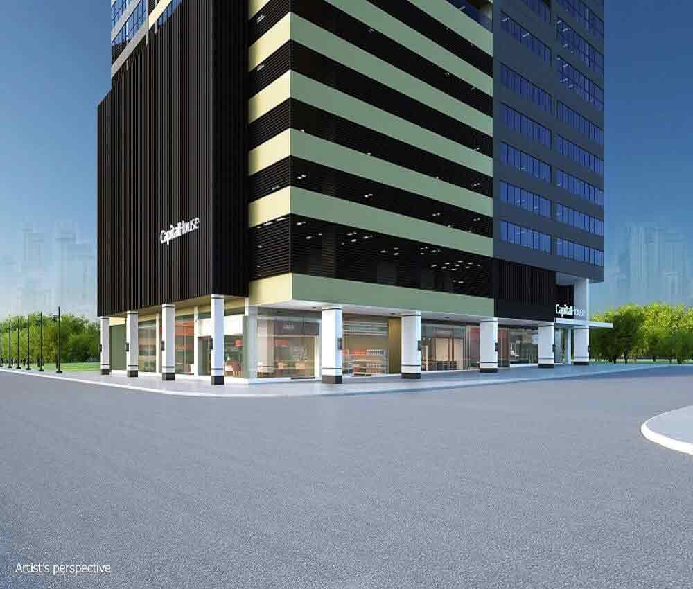 Capital House  - Retail Area