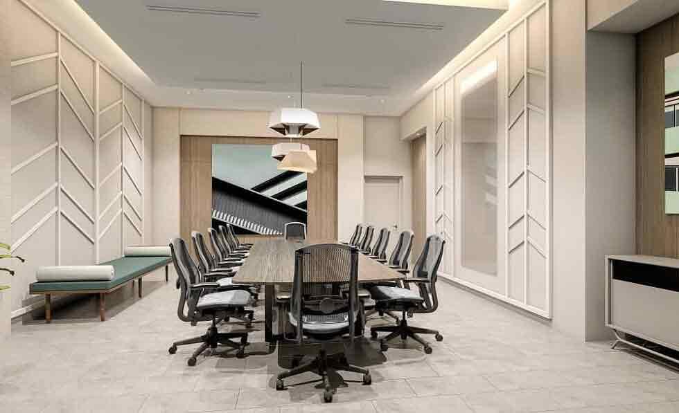 Park Cascades - Boardroom