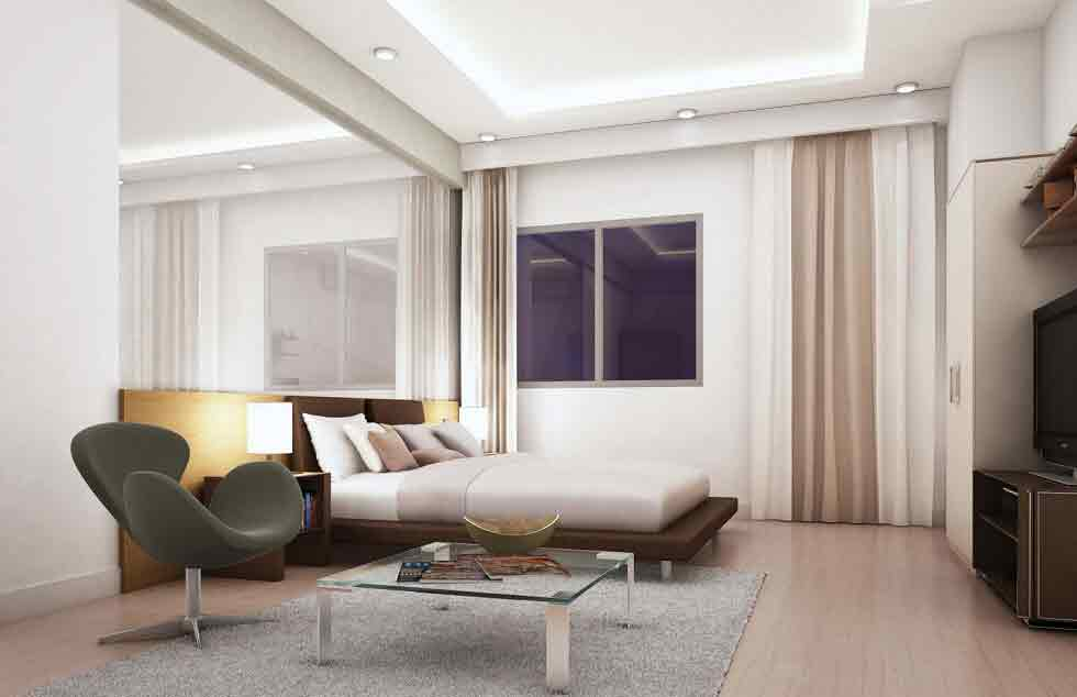 Abreeza Residences - Studio Unit