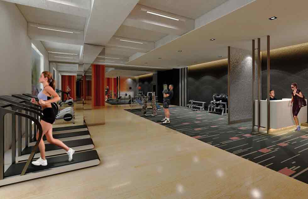Abreeza Residences - Fitness Gym