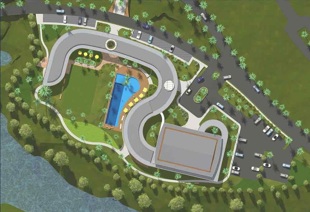 The Enclaves - Site Development Plan