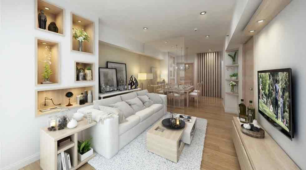 Patio Suites Abreeza - 1 Bedroom Unit
