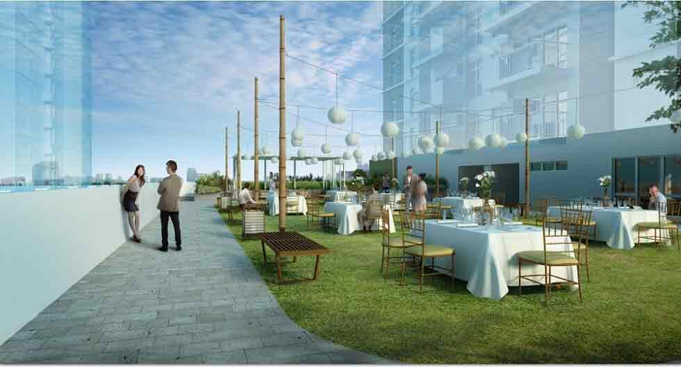 Patio Suites Abreeza - Activity Lawn Area