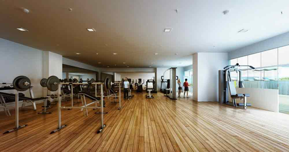Patio Suites Abreeza - Fitness Gym