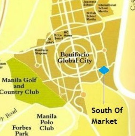 South of Market - Location & Vicinity