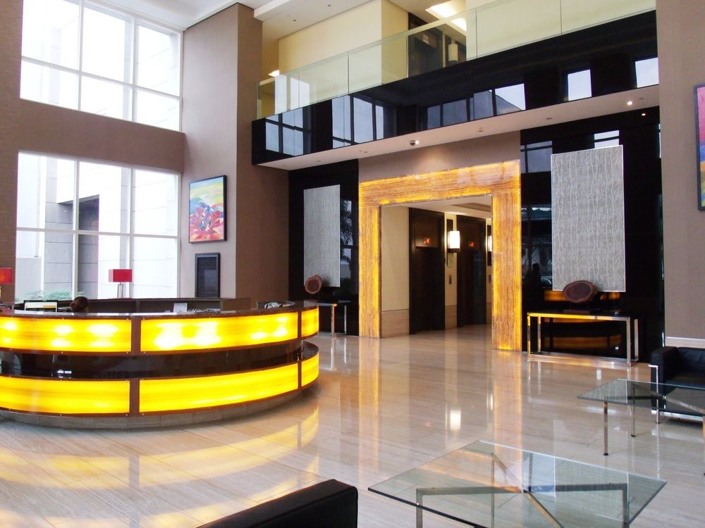 South of Market - Reception Lobby