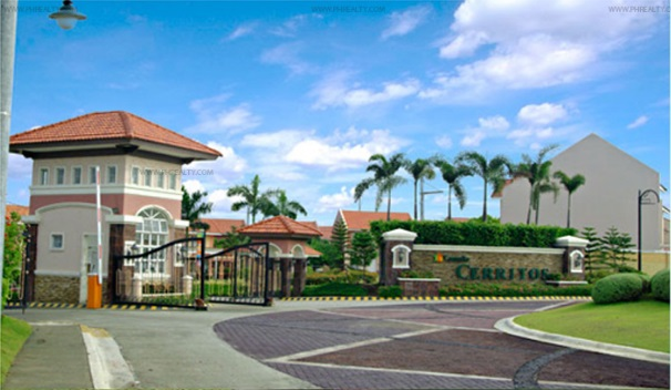 Cerritos Residences - Main Entrance Gate