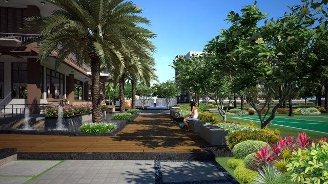 Serissa Residences - Landscaped Garden