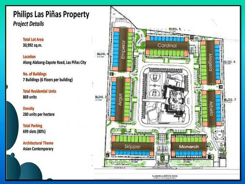 Serissa Residences - Site Development Plan