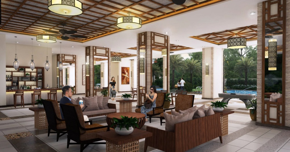 The Orabella - Lounge Area