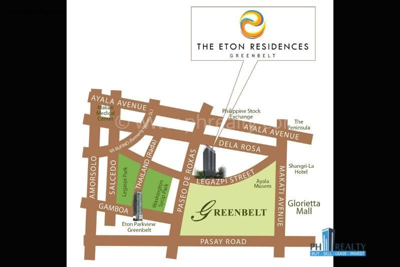 Eton Residences Greenbelt  - Floor Plan