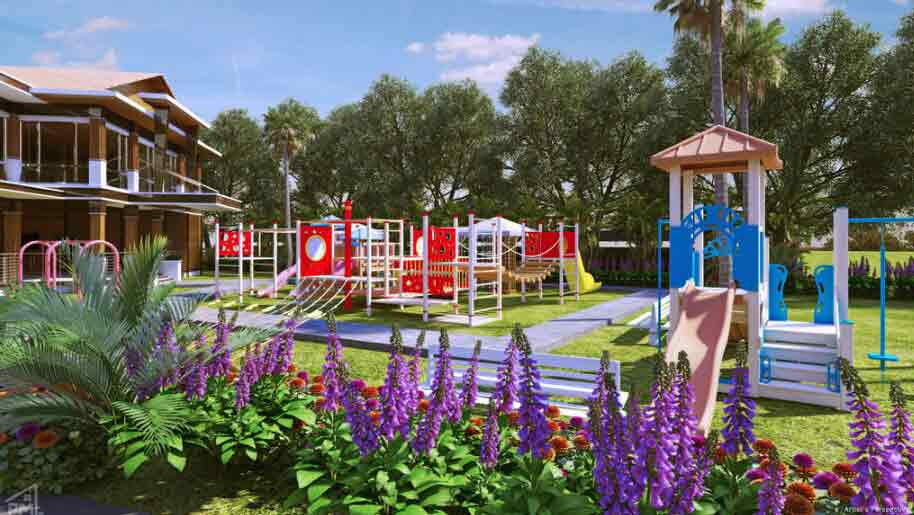The Olive Place - Children Playground