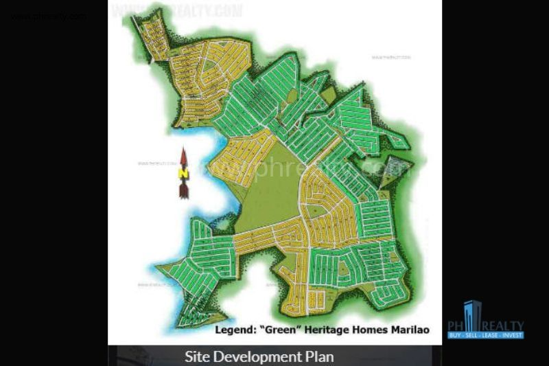 Heritage Homes Marilao  - Location