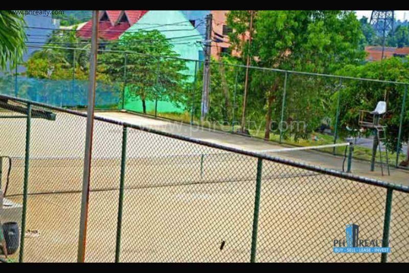 Heritage Homes Marilao  - Tennis Shell Court