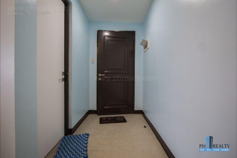 BSA Twin Towers - Main Door