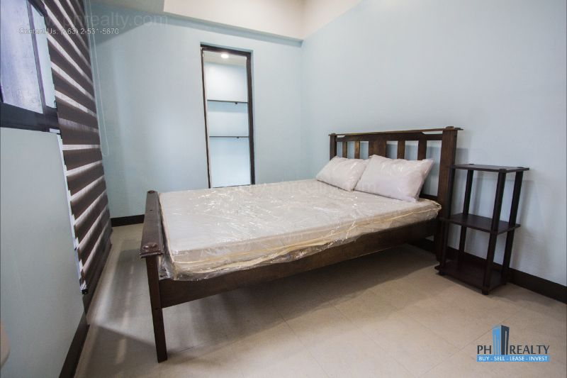 BSA Twin Towers - Bedroom