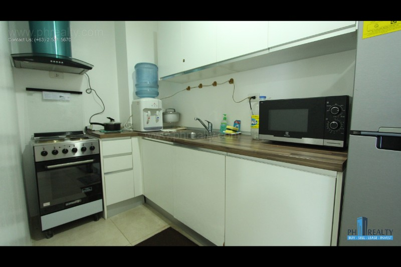 Aspire Tower - Kitchen