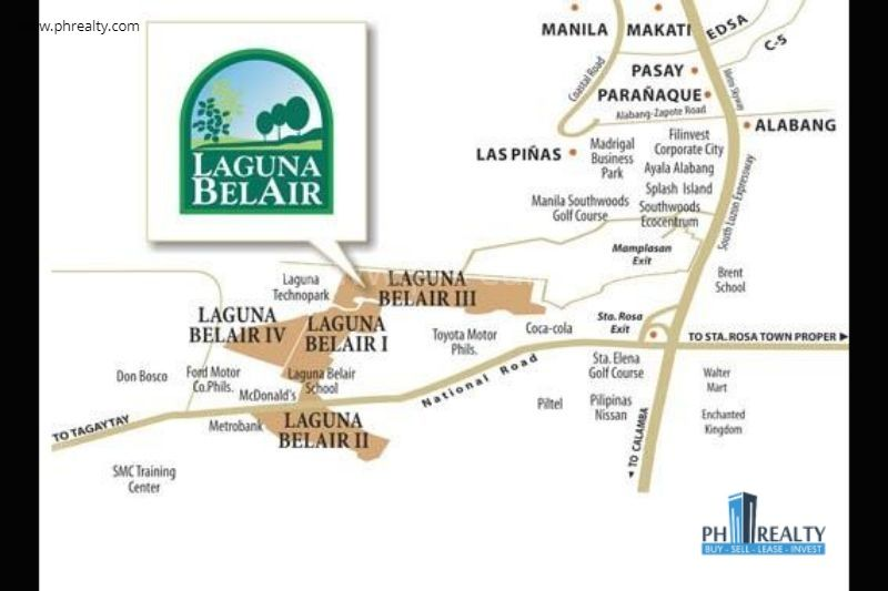 Laguna Bel Air - Lot Only