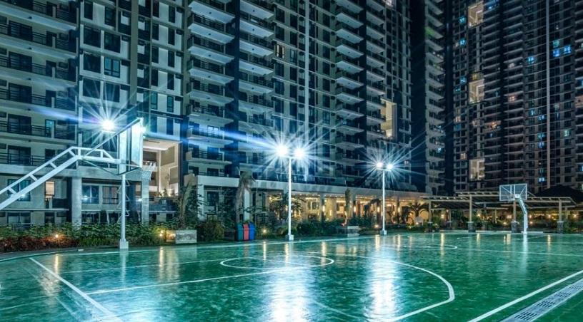 The Polaris - Basketball Court