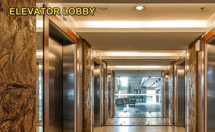 The Polaris - Elevator Lobby