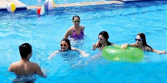 Camella Sagay - Swimming Pool