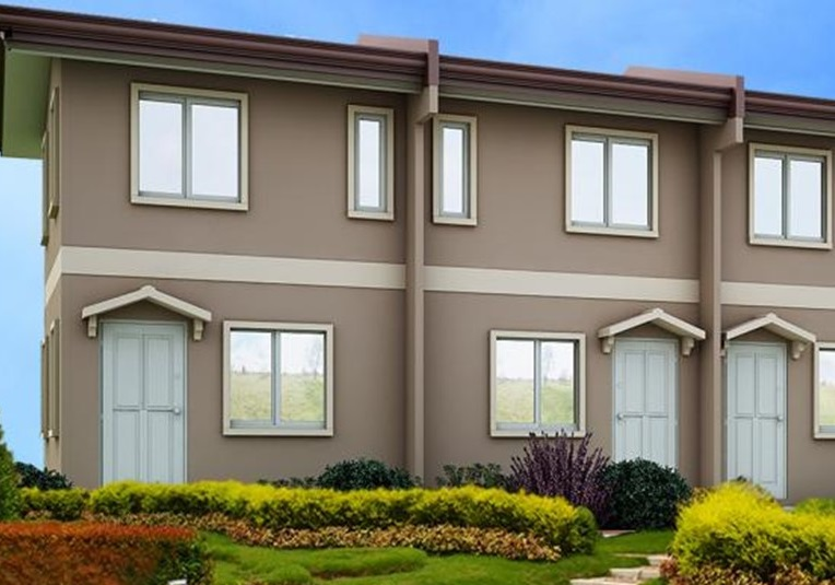 Camella Sagay - Ravena Model House