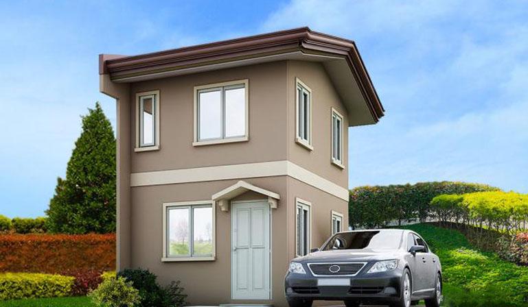 Camella Sagay - Reva Model House