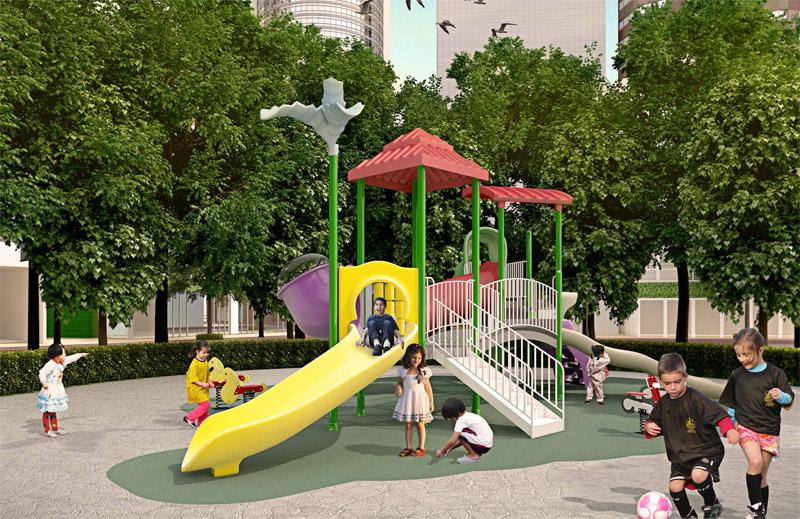 Maple Grove - Children's Playground
