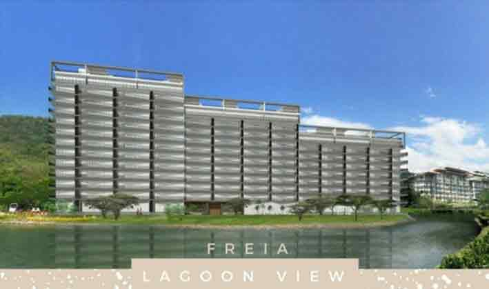 Air Residences - Freia Lagoon View