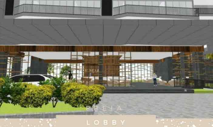 Air Residences - Freia Lobby