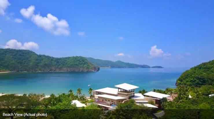 Air Residences - Beach View