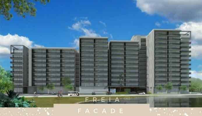 Air Residences - Freia Facade