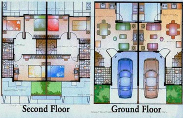 Queenstown Heights - Floor Plan