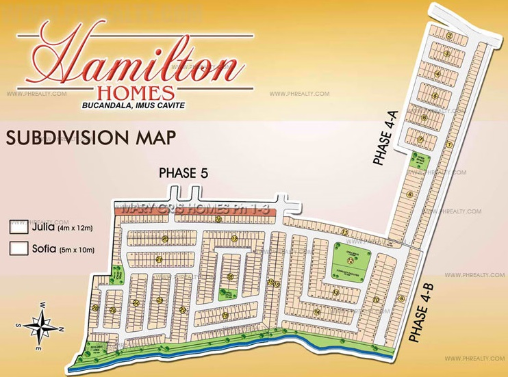 Hamilton Homes - Site Development Plan