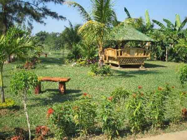 Cristina Village - Garden