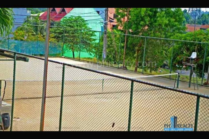 Heritage Homes Marilao  - Tennis Court