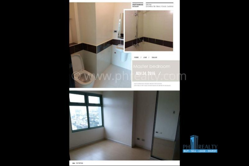 Magnolia Residences  - Bathroom