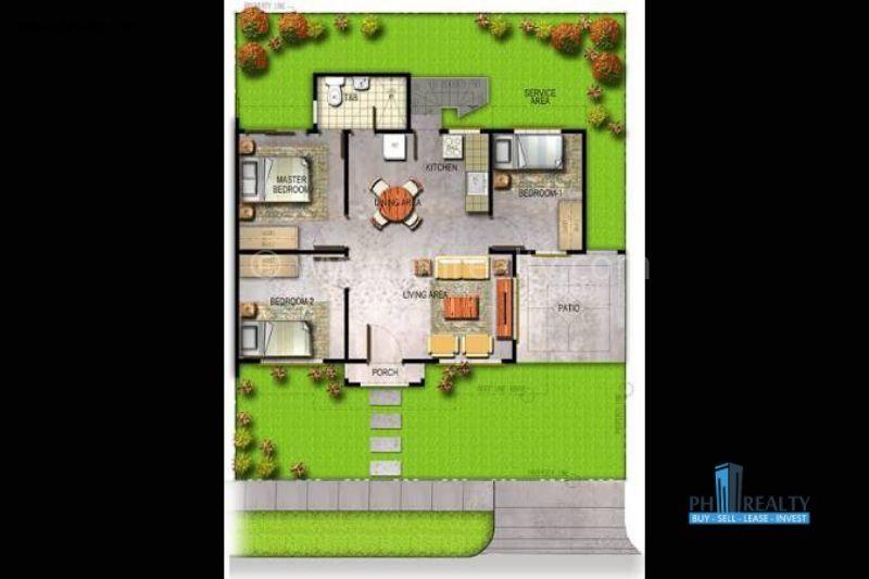 Villa Montserrat lll - Floor Plan