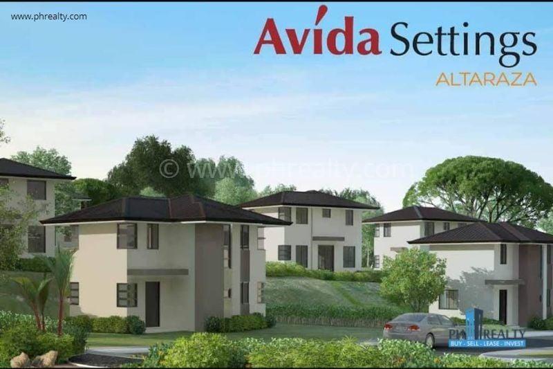 Avida Settings Altaraza - Lot Only