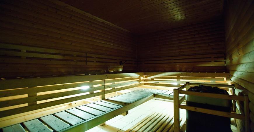 Amorsolo Square Makati - Sauna